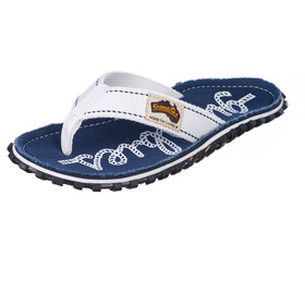 GUMBIES Islander Canvas Thongs rope